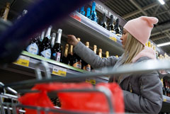 Минфин выступил против повышения возраста для покупки алкоголя
