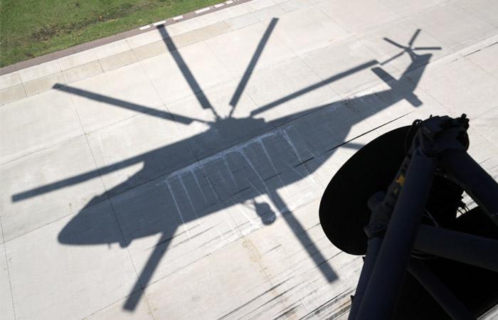 Власти опровергли данные о госпитализации экипажа разбившегося под Саратовом Ми-8