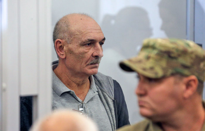 Украина включила свидетеля по делу о крушении рейса МН17 в обменный список