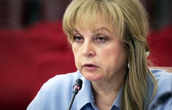 Памфилова назвала московские протесты