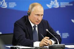"""Путин заявил об открытости для инвестиций космодрома Восточный, """"Звезды"""" и """"Сухого"""""""