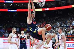 Сборная России по баскетболу выбыла из борьбы за медали ЧМ