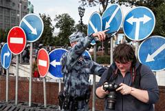 СПЧ заявил об ошибках в отчете полиции и Генпрокуратуры о задержаниях журналистов в Москве
