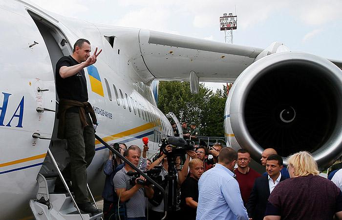 Зеленский объявил о выполнении Россией и Украиной обещания по обмену заключенными