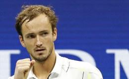Даниил Медведев вышел в финал US Open