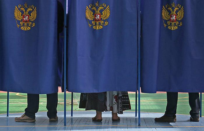 В полицию поступило 315 заявлений о происшествиях или преступлениях на выборах