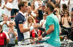 Финал US Open Медведев - Надаль. Онлайн