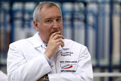 """Рогозин обратил внимание на гражданство некоторых задержанных на предприятии """"Роскосмоса"""""""