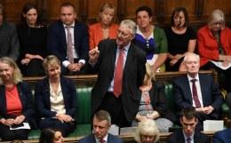 Британский парламент отказался от предложения Джонсона о досрочных выборах