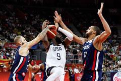 Сборная США не попала в полуфинал ЧМ по баскетболу
