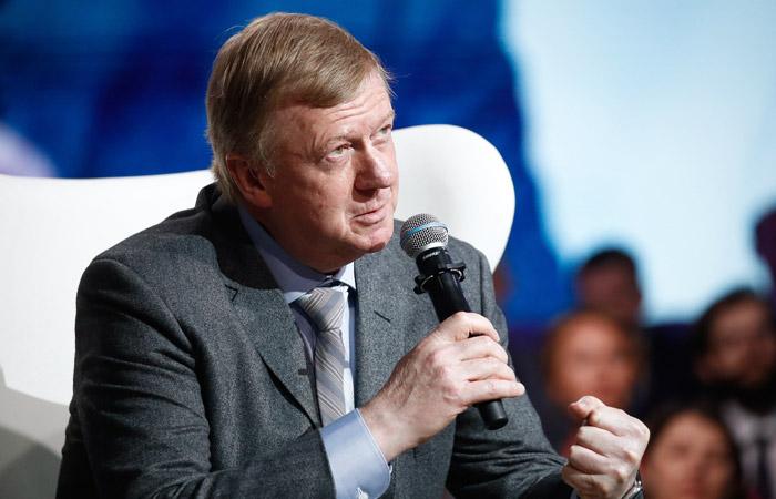 """Чубайс заявил, что экономика России """"не едет"""" из-за """"правоохранительного тормоза"""""""