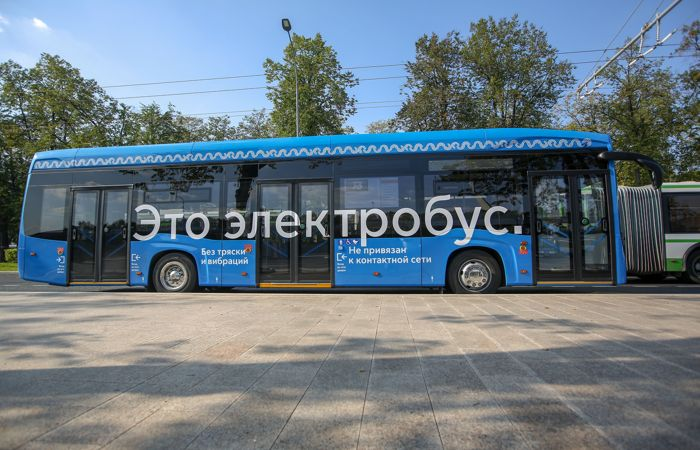 """""""Ъ"""" ознакомился с проектом ВЭБ по модернизации городского транспорта"""