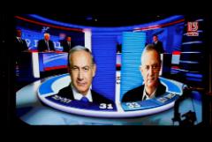 Экзит-полы показали лидерство оппозиции на выборах в парламент Израиля