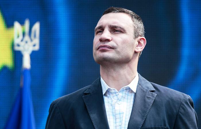 Кличко решил бороться за пост мэра Киева на выборах