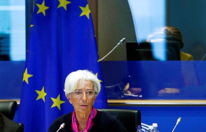 Европарламент поддержал кандидатуру Лагард на пост главы ЕЦБ