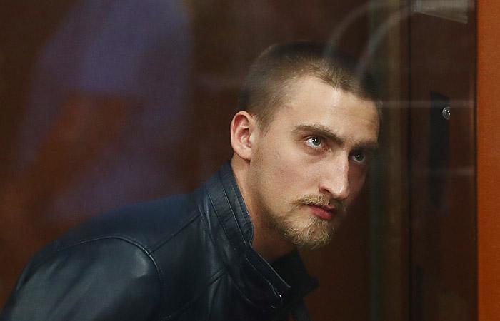 Осужденный на 3,5 года актер Устинов пожаловался на избиение при задержании