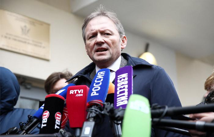 """Бизнес-омбудсмен Титов решил создать """"черный список"""" судей на фоне дела Устинова"""