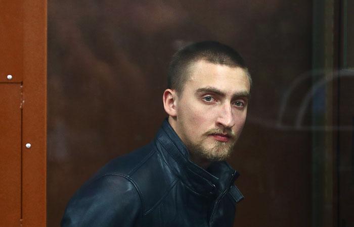 Пикеты в поддержку осужденного актера Устинова начались на Старой площади