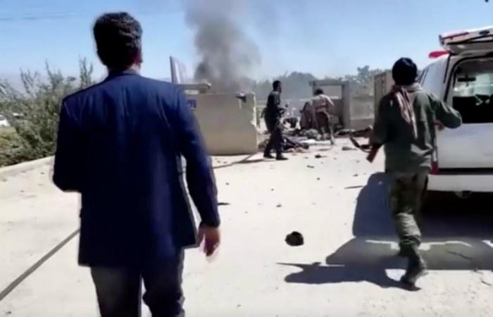 Талибы взяли на себя ответственность за взрыв на юге Афганистана