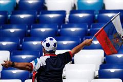Россия поднялась на 42-е место в рейтинге ФИФА