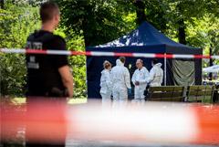 Подозреваемый в убийстве гражданина Грузии в Берлине заявил о гражданстве РФ