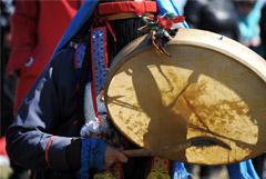 """Якутский шаман """"подружился"""" с теми, кто его задерживал"""