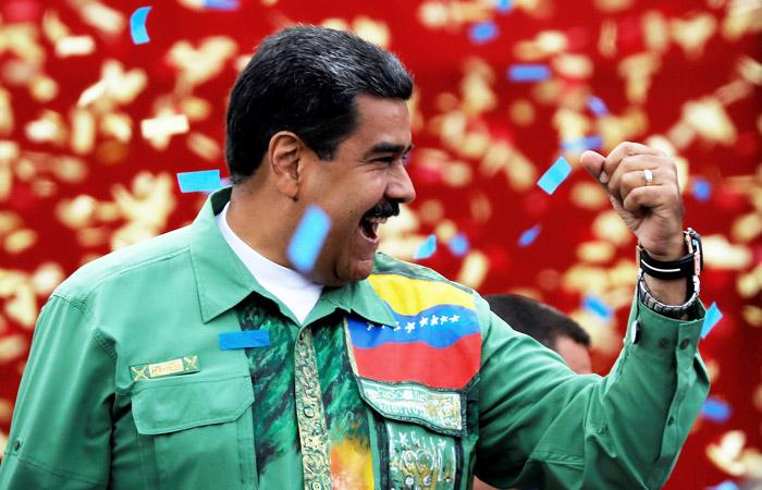Президент Венесуэлы Мадуро сообщил о своем скором визите в Москву