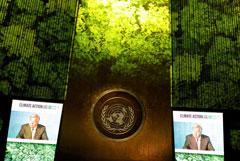 """Генсек ООН заявил, что мир провалился в """"глубокую климатическую яму"""""""