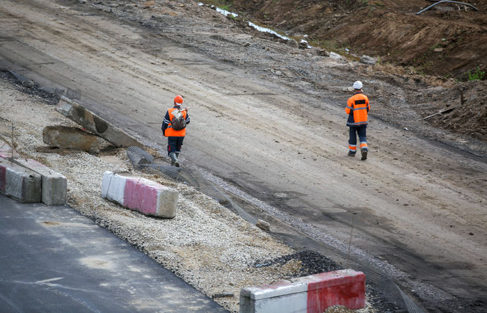 Власти собрались втрое урезать план строительства платной трассы Москва - Казань