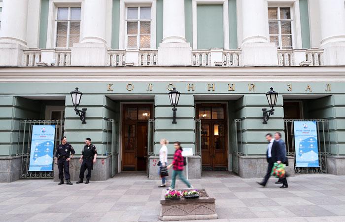 Депутаты Госдумы арендуют Дом союзов за 32 млн рублей в месяц
