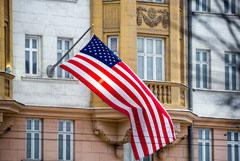 В Госдуме нашли скрытую агитацию в твите посольства США об акции 3 августа