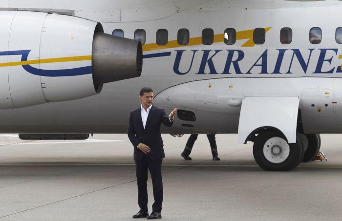 Зеленский намерен пригласить Трампа посетить Украину