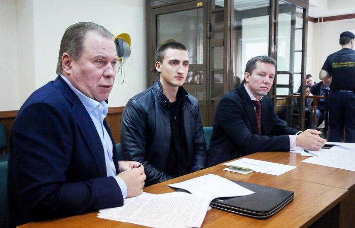 Генпрокуратура предложила для Устинова наказание, не связанное с лишением свободы