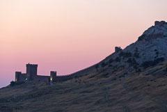 Итальянцы будут добиваться включения генуэзских крепостей Крыма в список ЮНЕСКО