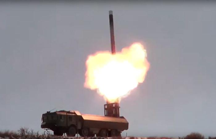 Минобороны обнародовало видео пуска крылатой ракеты вблизи Аляски