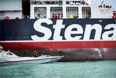 Иран отпустил британский танкер Stena Impero