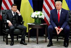 В США увидели российский след в скандале вокруг разговора Трампа и Зеленского
