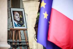 Путин 30 сентября поедет в Париж на церемонию прощания с Шираком