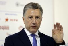 CNN узнал об отставке спецпредставителя США по Украине Волкера