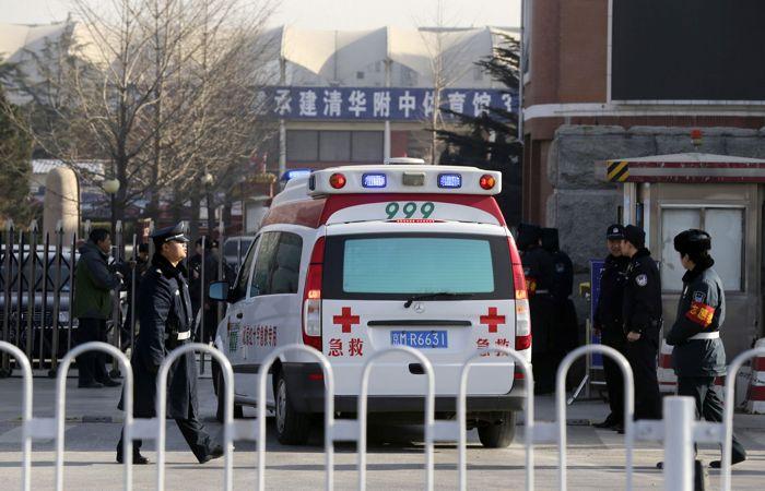 Жертвами автоаварии в Китае стали 36 человек