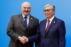 Лукашенко и Токаев обвинили страны ЕАЭС в создании барьеров в торговле