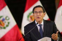 Конгресс Перу отстранил от власти президента страны