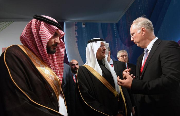 """РФПИ, Саудовская Аравия и """"Газпром"""" обсуждают проекты в газохимии в РФ"""