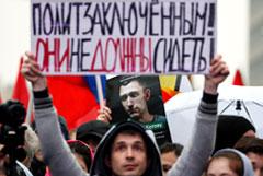 Толстой заявил в ПАСЕ об отсутствии в РФ репрессий против протестующих