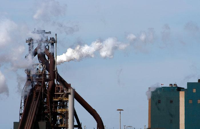 """В """"Газпроме"""" предупредили об опасных последствиях резкого сокращения выбросов CO2"""