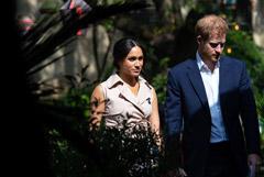 Принц Гарри с женой решили судиться из-за публикации личного письма герцогини