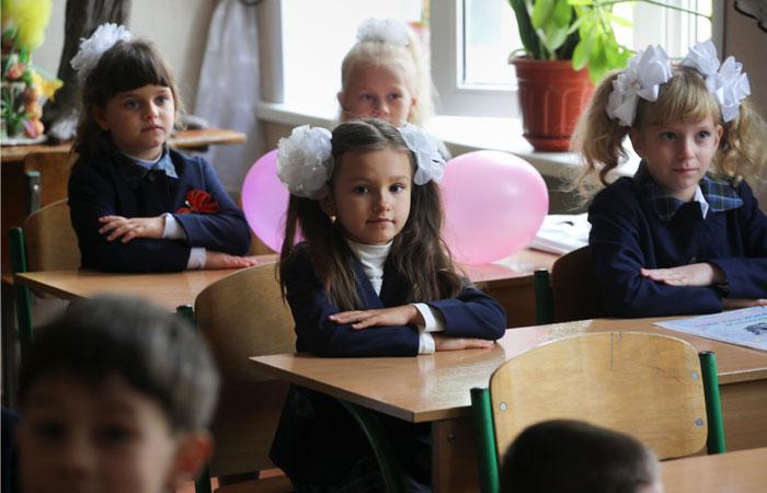 С сентября 2020 года русскоязычные школы на Украине перейдут на украинский язык обучения
