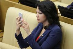 Депутат Юмашева не будет сокращать поездку в США из-за инцидента с допросом