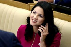 Посольство РФ в США направило ноту протеста в связи с допросом депутата Юмашевой