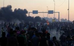 Не менее восьми человек стали жертвами столкновений к северо-востоку от Багдада